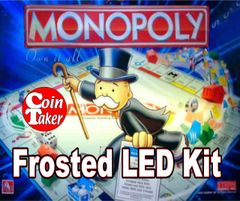 MONOPOLY-3 LED Kit w Frosted LEDs