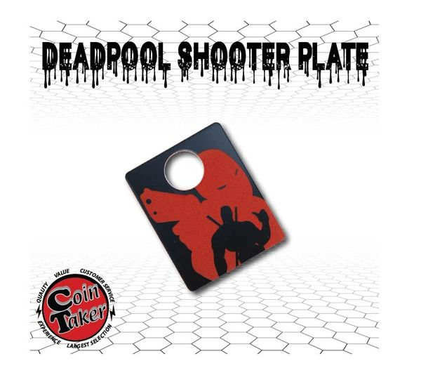 Deadpool Shooter Plate