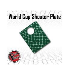 World Cup Shooter Plate