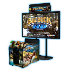 "BIG BUCK HUNTER HD OFFLINE PANORAMA 80"" MONITOR STAND"