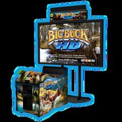 "BIG BUCK HUNTER HD OFFLINE PANORAMA 80"" MONITOR STAND"