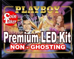 STERN PLAYBOY-1 LED Kit w Premium Non-Ghosting LEDs