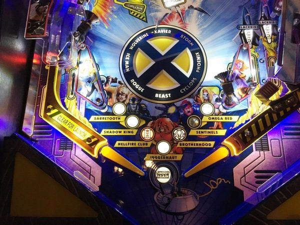 X-Men Plastic Protector Set