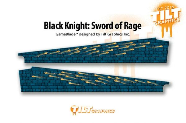 Black Knight: Sword of Rage GameBlades™