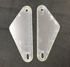 Evel Knievel Plastic Protector Set