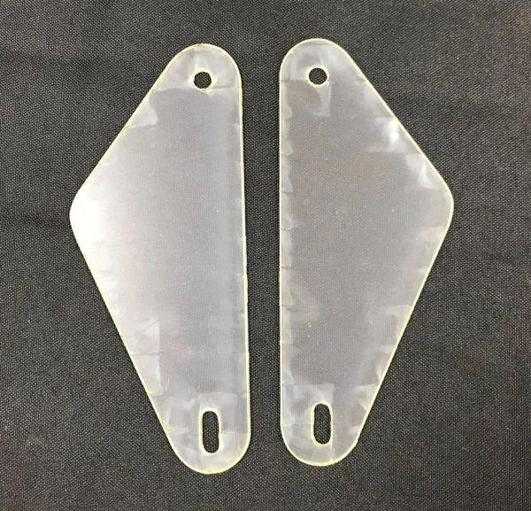 Evel Knievel Plastic Protector Set