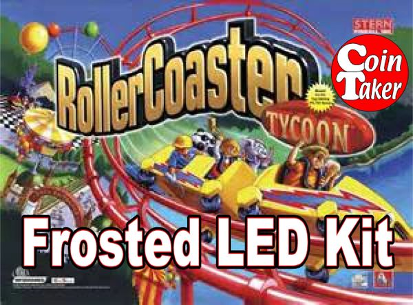 ROLLER COASTER TYCOON-3 LED Kit w Frosted LEDs