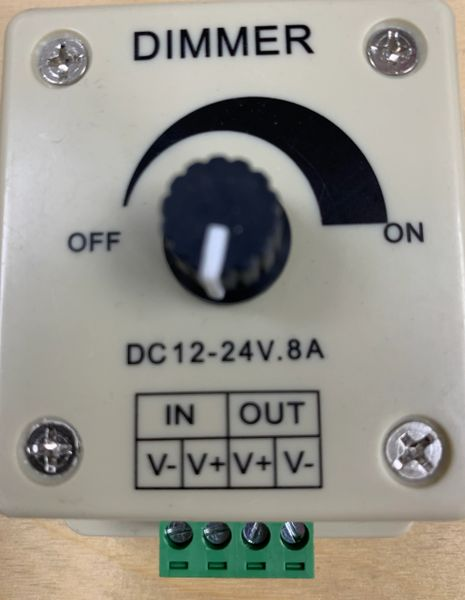 SHAKER MOTOR CONTROLLERS OR DIMMERS