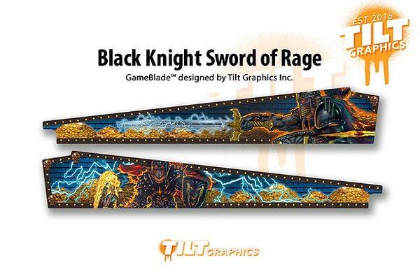 Black Knight Sword of Rage: Vengeance GameBlades™