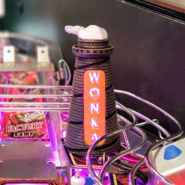 Wonka Smokestack