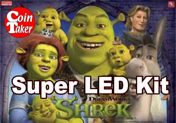SHREK-2 LED Kit w Super LEDs