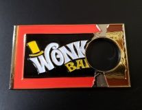 Willy Wonka Shooter Plate