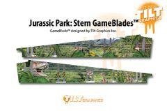 """Jurassic Park """"Stern"""" GameBlades"""