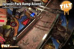 Jurassic Park Ramp & Rail Accents