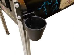 PinGulp Beverage Caddy Premium- High Gloss Black