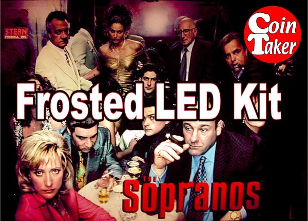 SOPRANOS-3 LED Kit w Frosted LEDs
