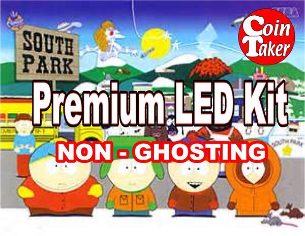 SOUTHPARK-1 LED Kit w Premium Non-Ghosting LEDs