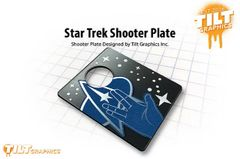 Star Trek Shooter Plate