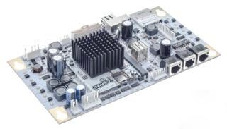 509-1000-01 SPIKE 2 CPU BOARD 60hz