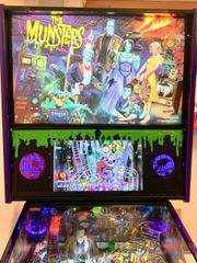 MUNSTERS COMBO SLIME PACKAGE