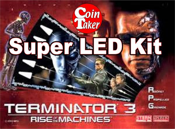 TERMINATOR 3-2 LED Kit w Super LEDs