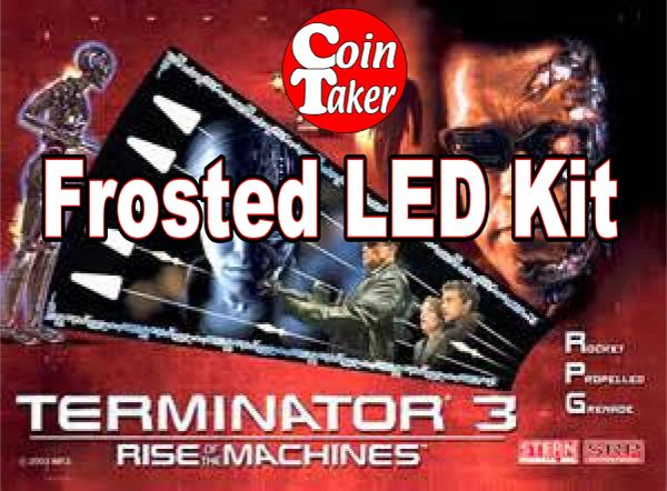 TERMINATOR 3-3 LED Kit w Frosted LEDs