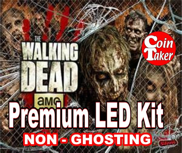 THE WALKING DEAD-1 Pro LED Kit w Premium Non-Ghosting LEDs