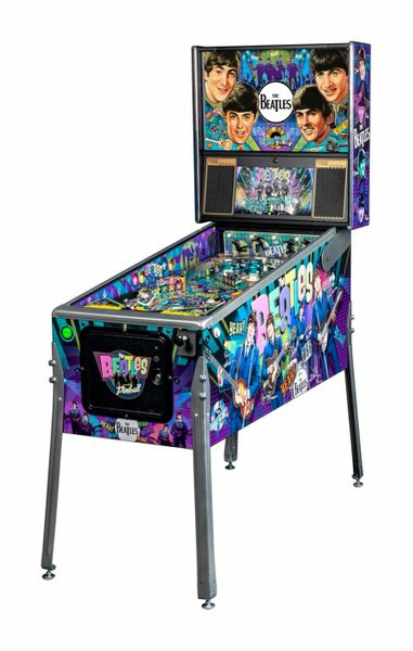Beatles Diamond Limited Pinball by Stern