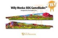 Willy Wonka: BDG GameBlades