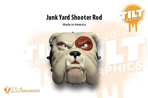 JunkYard Shooter Rod