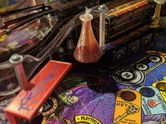 Elvira's House of Horrors Pinball Beaker Mod