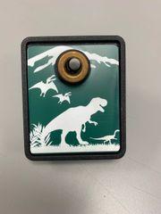 Jurassic Park Shooter Plate