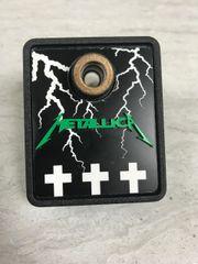 Metallica Shooter Plate-Laseriffic
