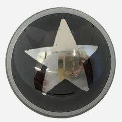 Captain America Shield Black Pearl Pinball