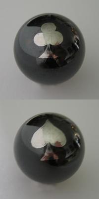 Club/Spade Black Pearl Pinball