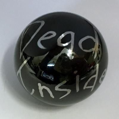 Dead Inside Black Pearl Pinball