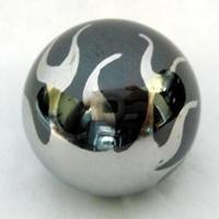 Hot Rod Flame Black Pearl Pinball