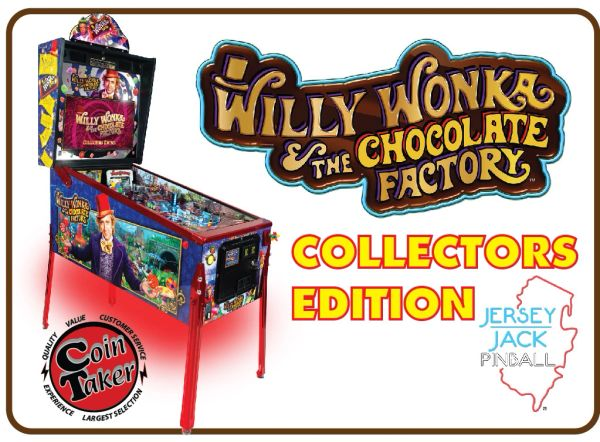 Willy Wonka Collectors Edition by JJP
