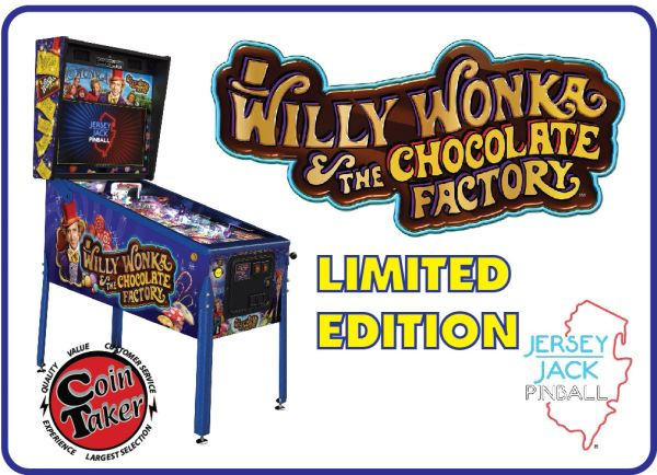 Willy Wonka Limited Edition by JJP