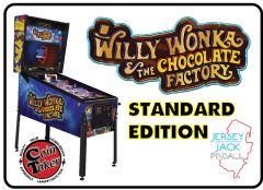 Willy Wonka Standard Edition by JJP
