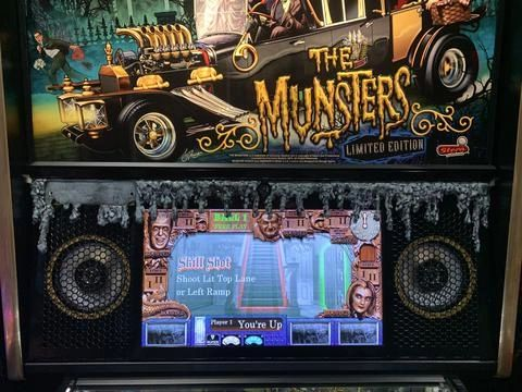 Munsters Dripping Wax for Speaker Panel Cover
