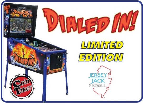 Dialed In Limited Edition by JJP
