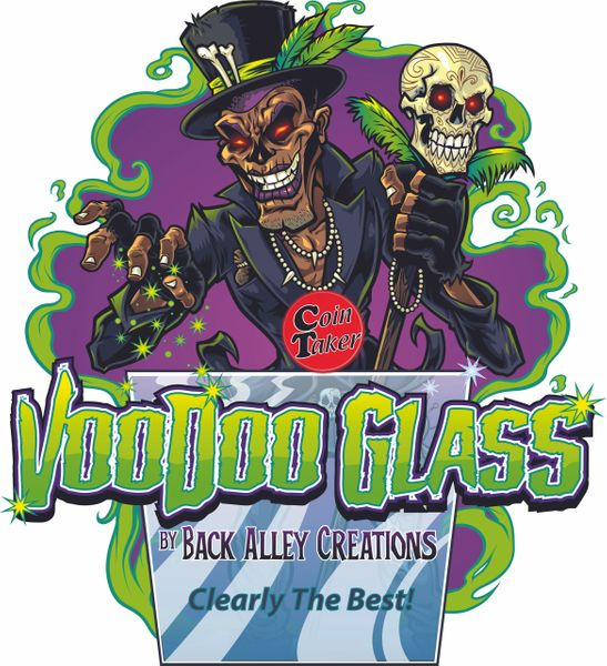 VOODOO GLASS 2 Pack