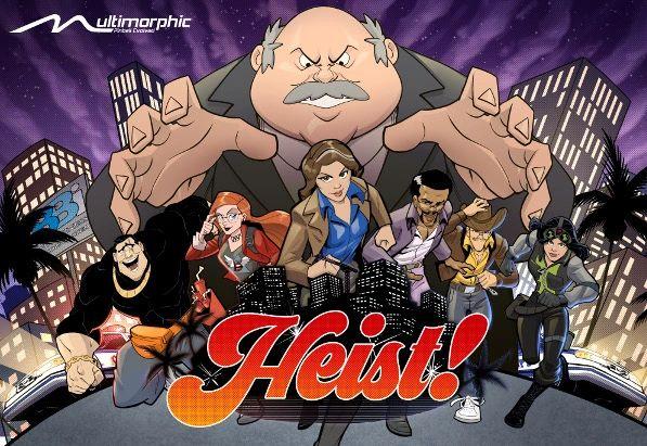 Heist Complete Platform & Game
