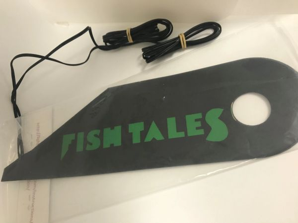 Fishtales Green Lighted Magnetic Hinge Covers