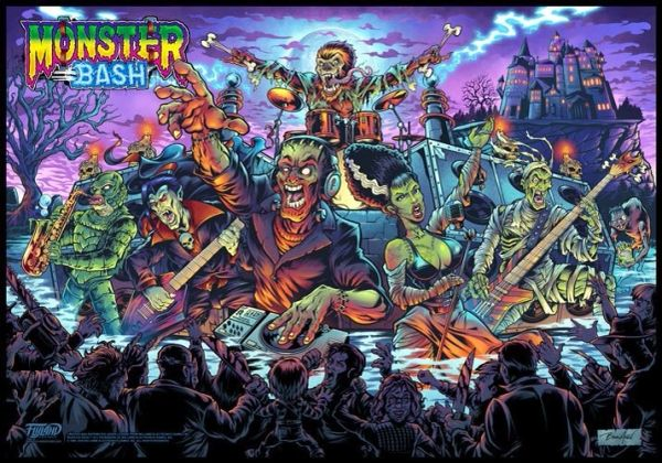 MONSTER BASH ALTERNATIVE TRANSLITE