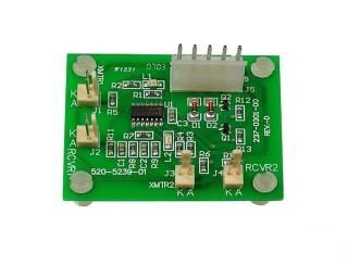 OPTO TRANSMITTER/RECEIVER AMPLIFIER BOARD