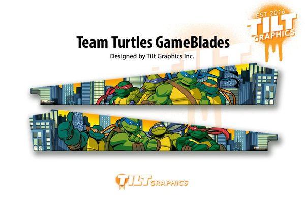 TMNT Gameblades