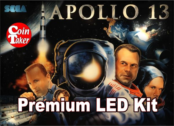 APOLLO 13 LED Kit with Premium Non-Ghosting LEDs