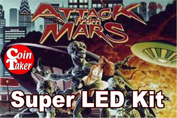2. ATTACK FROM MARS LED Kit w Super LEDs